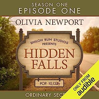 Hidden Falls: Ordinary Secrets audiobook cover art