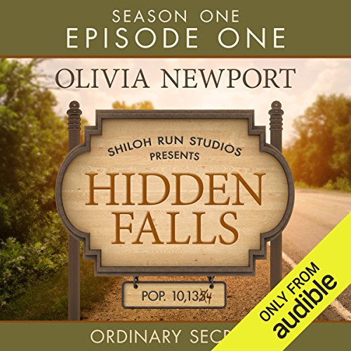 Hidden Falls: Ordinary Secrets Titelbild