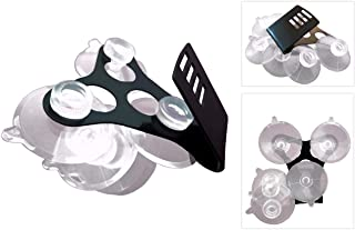 Noa Store 1 Windshield Mount Bracket with 6 Suction Cups Compatible with Beltronics & Escort Radar Detectors