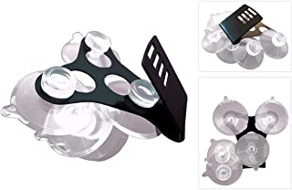 Noa Store 1 Windshield Mount Bracket with 6 Suction Cups Compatible for The Beltronics & Escort Radar Detectors