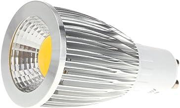 JVSISM GU10 9W COB LED Bulb Light Energy Saving High Performance Bulb Lamp 85-265V Warm White