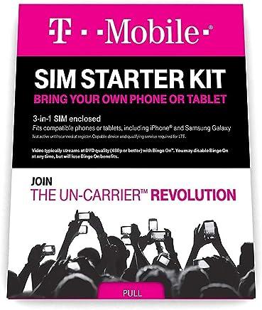 Prepaid Complete SIM Starter Kit