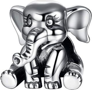 pandora charm elefante asiatico