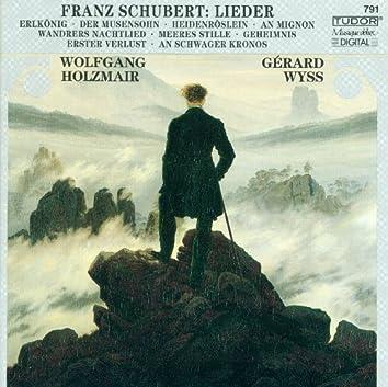 Schubert, F.: Lieder, Vol. 3