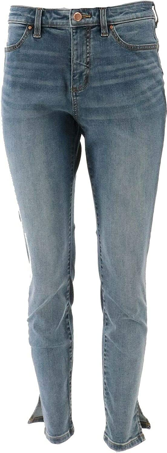 Over item handling G Giuliana G-Sculpt 10 Ankle Jean LA Tone Two Petite Wash New Deluxe 0