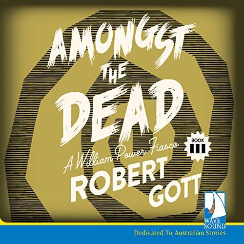 Amongst the Dead audiobook cover art