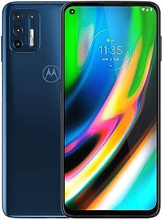 Motorola Moto G9 Plus 128GB, 4GB RAM, XT2087-1, 64MP Camera System, 6.81 inches, LTE Factory Unlocked Smartphone - Interna...