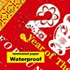 Chinese New Year, 2021 Year of The Ox Party Scratch Off Fortune Cards, Lottery Cards, Laminated Teller Fortune Cards for Spring Festival Lunar New Year Party Supplies, 30 Count #1