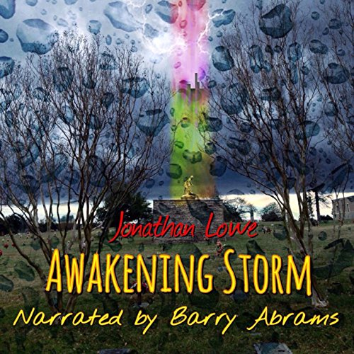 Awakening Storm audiobook cover art