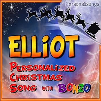 Elliot Personalized Christmas Song With Bonzo