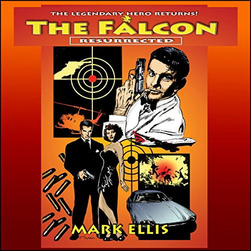 The Falcon audiobook cover art