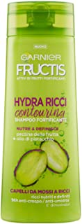 Garnier Fructis Hydra Ricci Shampoo per Capelli da Mossi a Ricci, 250 ml