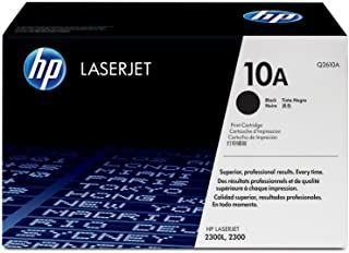 Best HP 10A | Q2610A | Toner Cartridge | Black | DISCONTINUED BY MANUFACTURER Review
