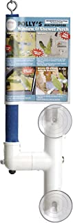 Polly's Sandy Window and Shower Bird Perch,  Small