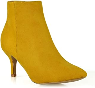 Chelsea - Yellow / Boots / Shoes