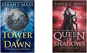 Tower of Dawn (Throne of Glass)+Queen of Shadows (Throne of Glass) (Set of 2 Books)