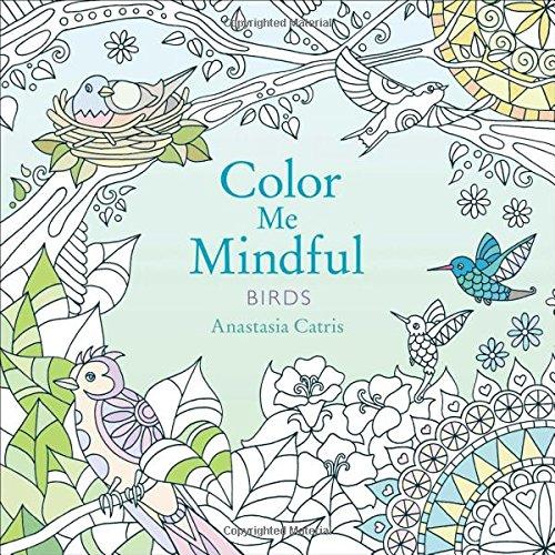 Color Me Mindful: Birds (2)