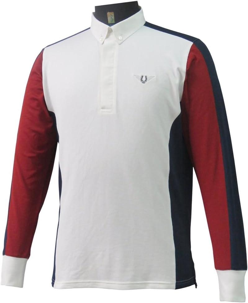 TuffRider Dennison Long Tulsa Mall store Show Sleeve Shirt