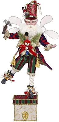 Mark Roberts 2020 Collection Toymaker Fairy Stocking Holder 20'', Figurine