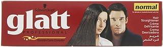 Schwarzkopf Glatt Keratin Normal Hair Straightener Crème - 10 Gm