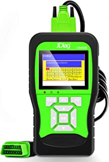 Romacci V600B Universal OBDII/EOBD Scanner 3 em 1 VAG Full System Scanner Ferramenta de digitalização de diagnóstico autom...