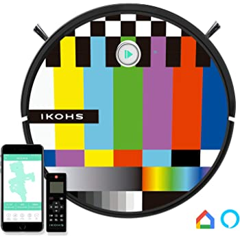 IKOHS NETBOT S15 - Robot aspirador profesional 4 en 1: barre, aspira, pasa la mopa y friega (Netbot s15 / Tv test): Amazon.es: Hogar