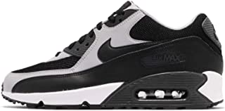 AIR MAX 90 Essential Mens Fashion-Sneakers 537384-053_7 - Black/Black-Wolf Grey-Anthracite