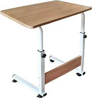 Laptop Desk, Home Office Desk, Student Desk, Adjustable Laptop Desk, Sofa Table, Mobile Bedside Table, Living Room Bedroom...