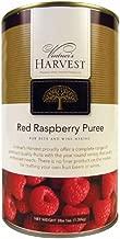 Vintner's Harvest Fruit Puree - Raspberry - Net Wt. 3lbs 1 oz.
