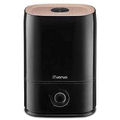 iTvanila Cool Mist Humidifier, 5L Ultrasonic Hu...