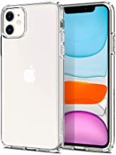 Spigen Liquid Crystal Kompatibel mit iPhone 11 Hülle, Transparent TPU Silikon Handyhülle für iPhone 11 Case Crystal Clear 076CS27179
