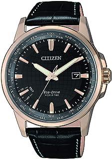 سيتيزن ساعة رسمية للرجال انالوج بعقارب جلد - BX1008-12E