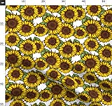 Sonnenblume, Gelb, Sommer, Sonne, Küche, Kleid, Badeanzug