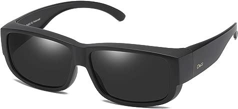 Polarisierte Überzieh Sonnenbrille Überziehbrille Überbrille Fit Over BM5026