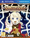 Sorcery Saga: Curse of the Great Curry God Sony PS Vita Game UK