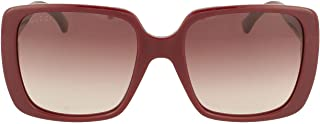 Sunglasses Gucci GG 0632 S- 003 Burgundy/Red