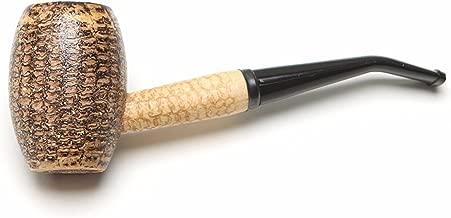 Missouri Meerschaum - Country Gentleman Corn Cob Tobacco Pipe - Bent Bit