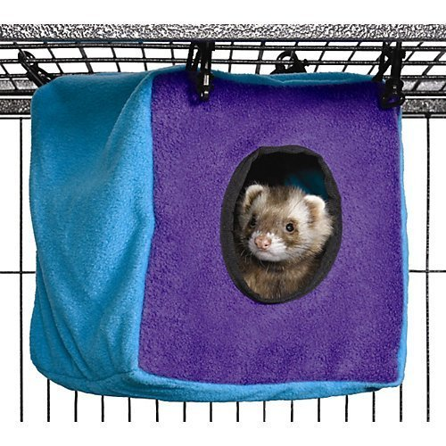 Midwest Homes for Pets Ferret/Critter Nation Accessories Cozy Cube by Mid-West Metal Products