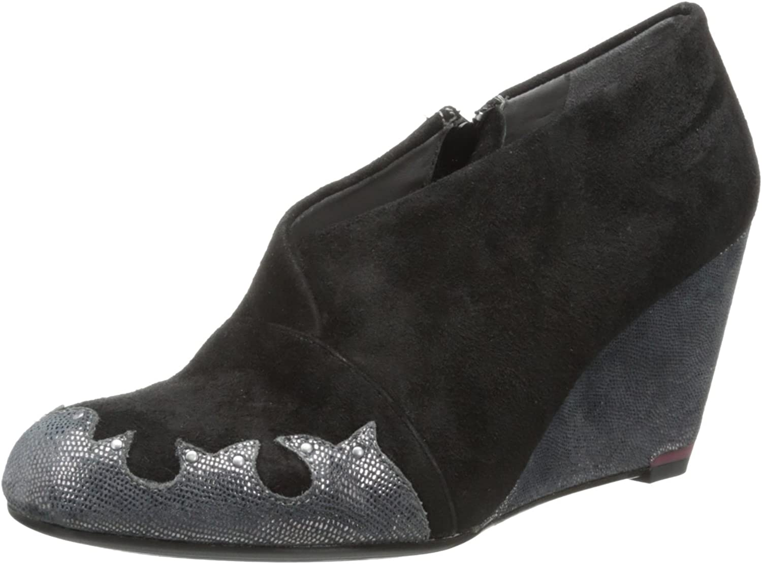 Oh  shoes Women's Rondola Wedge Pump
