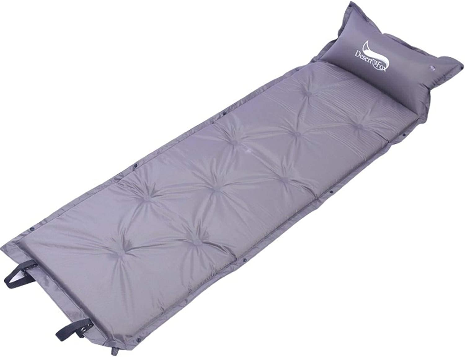 N\C Self Our shop most popular Inflating Sleeping Pad Air Pillo Tent Mattress Attached Max 59% OFF
