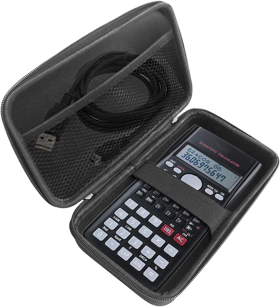 FitSand Hard Case Compatible for Scientific Calculator