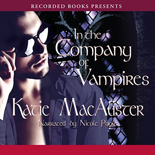 In the Company of Vampires audiobook cover art