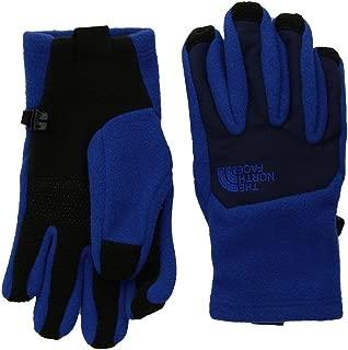 Kids Denali Etip Gloves Big Kids Bright Cobalt Blue/Cosmic Blue Extreme Cold Weather Gloves