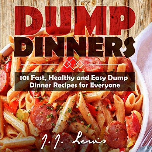 Dump Dinners audiobook cover art