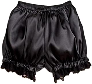 Patiky Womens Lolita Lace Pumpkin Pants Bloomers Shorts Cute Security Short Pants for Girl NK02