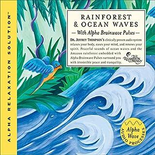 Rainforest & Ocean Waves cover art