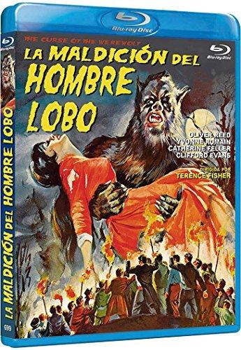 Der Fluch von Siniestro / The Curse of the Werewolf ( ) (Blu-Ray)