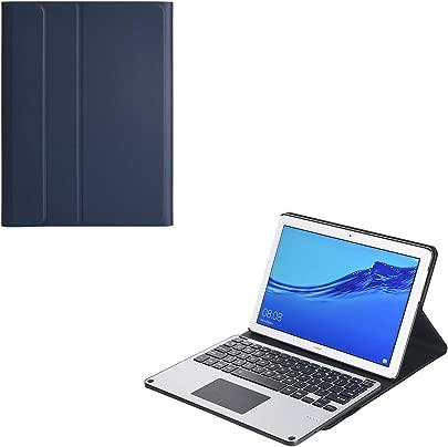 J amp H Huawei MediaPad M5 10 8 TOUCHPAD Tastaturh lle Huawei MediaPad M5 Pro 10 8 Tastatur Cover PU Leder Folio Case mit Bluetooth Tastatur f r Huawei MediaPad M5 10 8 Huawei MediaPad M5 Pro 10 8 Schätzpreis : 45,28 €