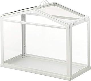 comprar comparacion Invernadero IKEA Socker, tamaño mini, de mesa, con marco de acero para interior