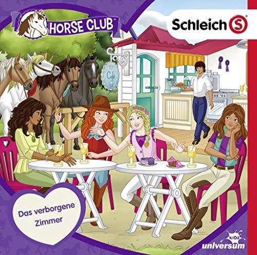 Schleich-Horse Club (CD 8) Das verborgene Zimmer